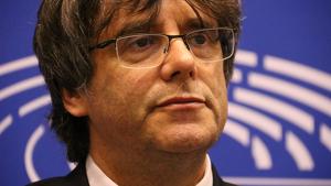Puigdemont va presentar una demanda contra l'Eurocambra per no haver permès que assumís el mandat com a eurodiputat electe