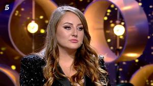 Rocío Flores seria en 'GH VIP 7'