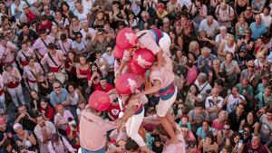 Santa Tecla 2019: Diada de castells i pilars caminant, en imatges!