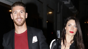 Sergio Ramos i Pilar Rubio, junts en una gala a Madrid