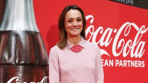 Sol Daurella, en un acte de Coca Cola