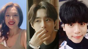 Sulli, Seo Min-woo y Kim Jong-Hyun