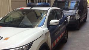 Un detingut a l'Anoia per intentar robar la càrrega d'un camió