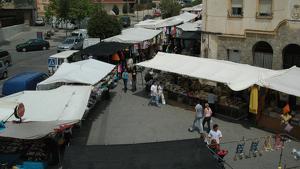 Un mercat en Elda