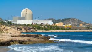 Una imatge d'arxiu de la central nuclear de Vandellòs II.