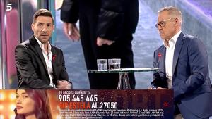 Antonio David Flores y Jordi González en 'GH VIP 7'