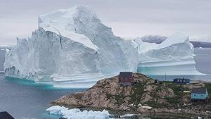 El deshielo en Groenlandia se está acelerando