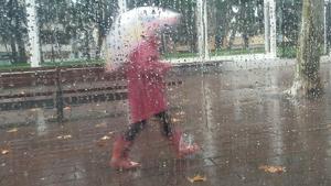 Este miércoles y la segunda mitad de la semana llegarán varias tandas de lluvia a casi todo el país