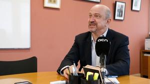 Jordi Ayala, gerent de Pressupostos i Hisenda a l'Ajuntament de Barcelona