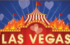 """Las Vegas: Love and Fire"""