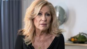 Rosa Benito muy preocupada por la herencia de Rocío Jurado