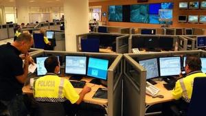 Imagen de un centro de emergencias