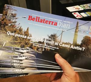 L'edició de gener de 2020 del BellaterraDiari, sobre el Camí Antic