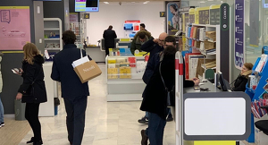 Imatge d'una oficina de Correus