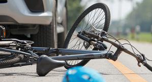 Imatge d'arxiu d'una bicicleta