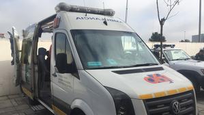 Ambulancia de Andalucía