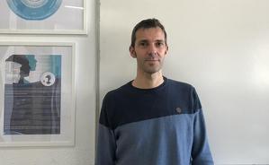 Jordi Fernández, director de l'Institut Forat del Vent