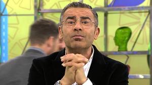 Jorge Javier Vázquez hablando en 'Sálvame'