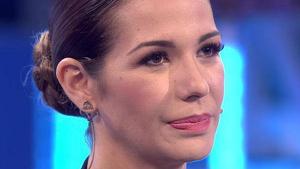 Tamara Gorro en el programa 'Volverte a ver' el 17 de agosto de 2018