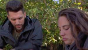 Albert Barranco y Rocío Flores en 'Supervivientes 2020'