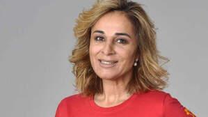 Ana María Aldón en la imagen oficial de concursante de 'Supervivientes'