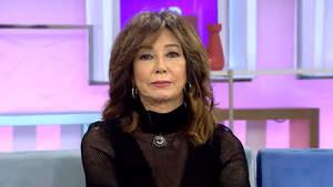 Ana Rosa Quintana comentando 'Supervivientes' en 'El programa de AR'