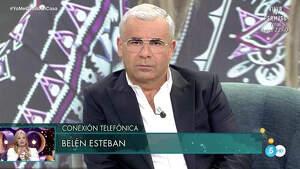 Belén Esteban entra en directo vía telefónica en 'Sábado Deluxe'