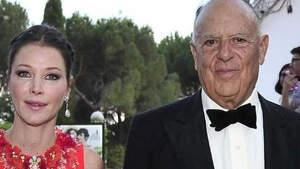 Carlos Falcó junto a su mujer Esther Doña.