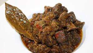 Imatge de plat de coradella tradicional