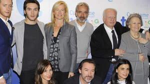 Presentación de la 15 temporada de 'Cuéntame'. 14 de enero de 2013