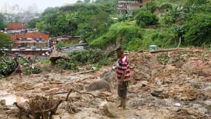 Imagen de unas inundaciones devastadoras en Brasil