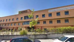 Residencia de la tercera edad de Leganés en marzo de 2020º