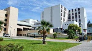 Imagen del Hospital Universitario Reina Sofía