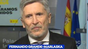 Fernando Grande-Marlaska entrevistado por Susanna Griso en 'Espejo Público' por el Coronavirus 25/03/2020