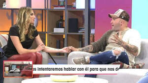 Kiko Rivera e Irene Rosales en 'Viva la vida'. Domingo, 1 de marzo de 2020