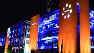 Imagen de archivo de la sede de Mediaset España