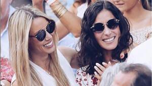 La hermana de Rafa Nadal, Maribel, y su mujer Mery Perelló en una foto publicada en Instagram