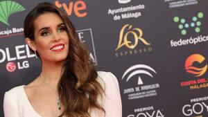 Ona Carbonell en la 34 edición de los Premios Goya. Málaga, 25 de enero de 2020
