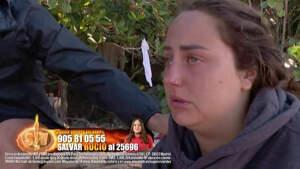 Rocío Flores en 'Supervivientes 2020'