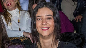 Victoria Federica en el evento We love Flamenco en Sevilla el viernes 18 de enero de 2020