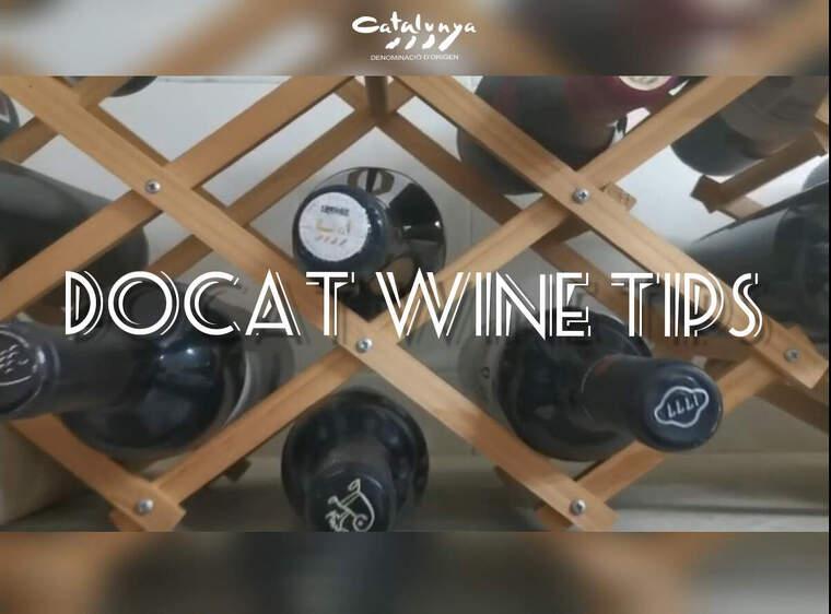 La DO Catalunya posa en marxa la campanya DOCAT Wine Tips