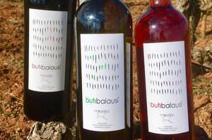 Butibalausí de Can Majoral, té etiqueta nova