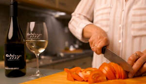 El vi, un element molt important de la dieta mediterrània
