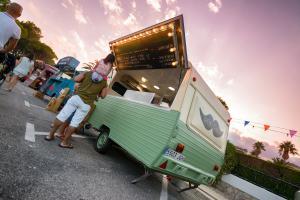 Festival Nomad, food trucks a Miami Platja