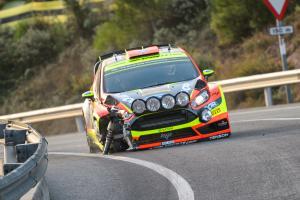 L'arribada del RallyRACC Catalunya Costa Daurada