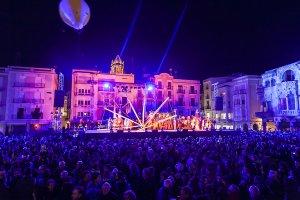 Espectacle inaugural de Reus, Capital de la Cultura 2017