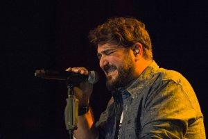 Les imatges del concert d'Antonio Orozco a Calafell