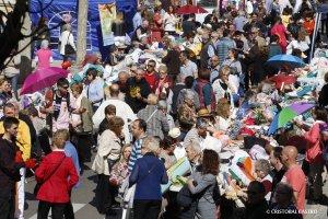 Segon cap de setmana de Festa Major Can Palet Terrassa