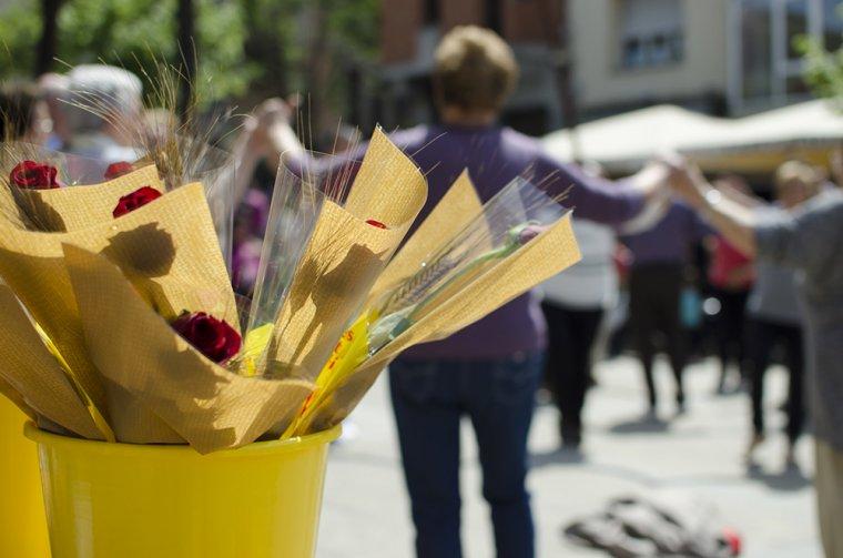 Sant Jordi 2017 a Rubí