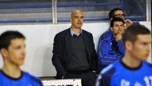 Jordi Garcia, actual entrenador del CP Vilafranca.